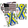 Boston Strong brickskin decals mix 4