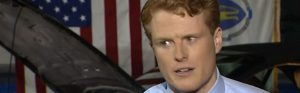 KENNEDY CALLS FOR A 'MORAL CAPITALISM'