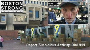 Officials discuss security for the 2019 Boston Marathon