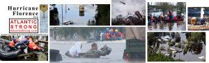 Atlantic Strong Forces Rescue Hurricane Florence Survivors