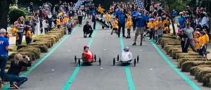 Perham St. Soap Box Derby