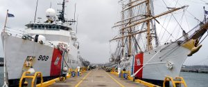 Coast Guard Cutter Campbell returns to homeport following counter narcotics patrol