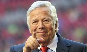 WORLD – Robert Kraft, New England (football) Patriots Owner, Announced as the 2019 Genesis Prize Laureate