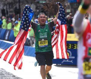 Marathoners Raise $2 Million for Mass General