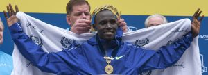 Mayor Crowns 2019 Boston Marathon Champion
