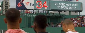 BOSTON STRONG NEWS – Boston Red Sox baseball statement regarding retired star David Ortiz shooting