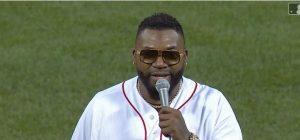 "Boston Strong news – Dominican Republic Shooting Survivor David 'Big Papi' Ortiz Fenway Recovery ""First of all, I want to thank God for giving me a second opportunity in my life to be able to be here with all of you,"" Ortiz said. ""I want to thank the Red Sox, my real family, they have always been there for me, supported [me]. With what happened to me, they were the first supporting me. Thank you very much, Red Sox family."""