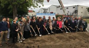 Ground Breaking News – New Homes for Veterans Developing in Randolph