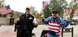 Veterans Day Wave