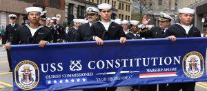 Boston Veterans Day Sails